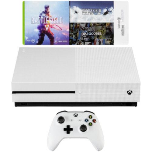 Microsoft Xbox One S 1TB incl. Battlefield V USK 16