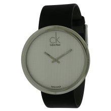 Calvin Klein Subtle Leather Ladies Watch K0V231C6