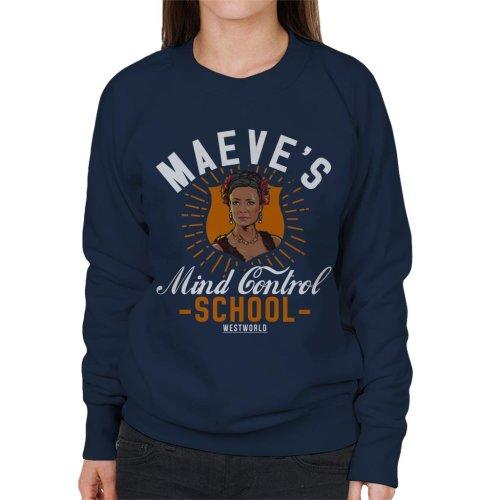 Maeves Mind Control School Westworld Women's Sweatshirt