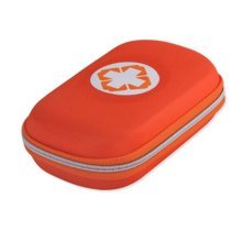 Creative Portable First Aid Kit Travel Medical Box for Camping, Hiking-Orange