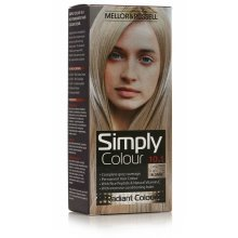 3 x Simply Colour Permanent Hair Colour 10.1 Extra Light Blonde