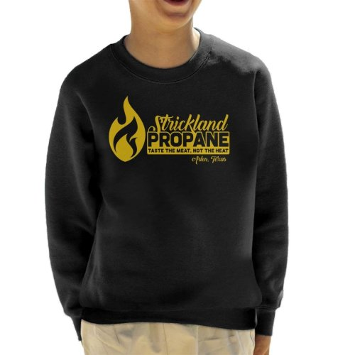 Strickland Propane King Of The Hill Kid's Sweatshirt