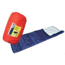 Lightweight Camper Sleeping Bag -  bag sleeping camping redwood x 70cm bbsb161 camper