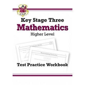KS3 Maths Test Practice Workbook - Higher