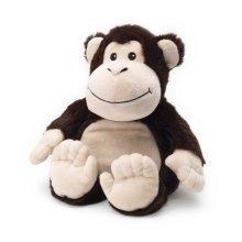 Intelex Plush Cozy Pet  Microwavable Monkey