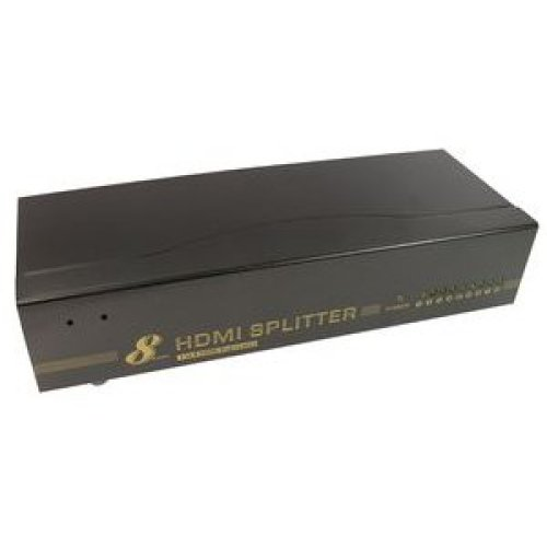 Dynamode HDMI Splitter Box 1xHDMI to 8xHDMI 3D supported