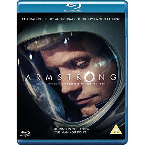 ARMSTRONG BLU-RAY [DVD]