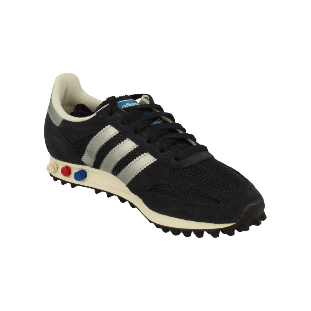 f48e95ec4d034 ... Adidas Originals La Trainer Og Mens Running Trainers Sneakers - 3 ...