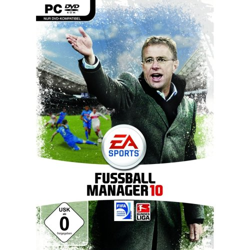 Pc Dvd Fifa Fussball Manager 10