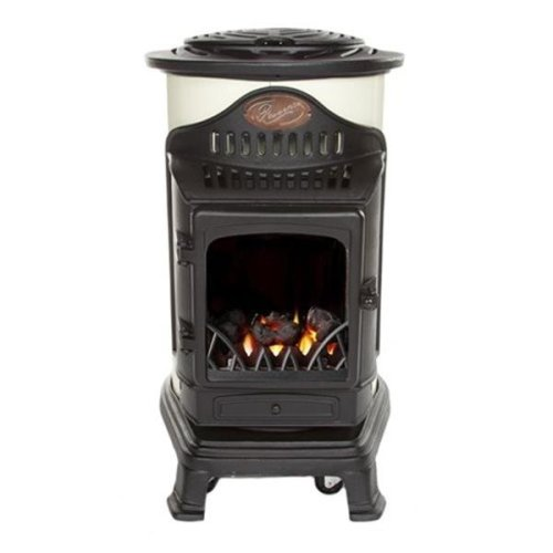 Calor Gas Provence 3kw Cream Portable Living Flame Heater
