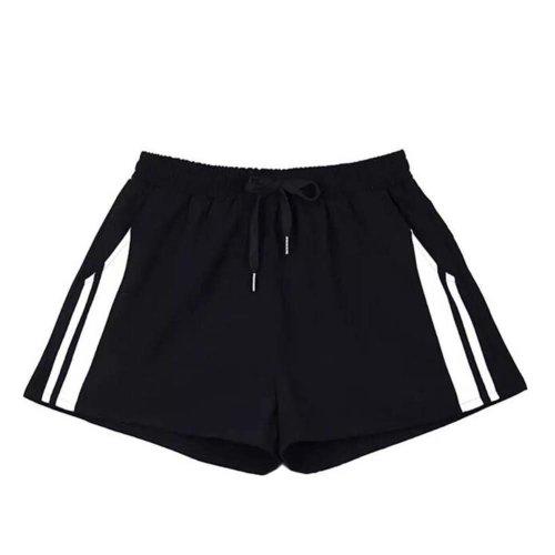 Women's Hot Active Wear Lounge Shorts Elastic Waist Gym Pants,#A 1