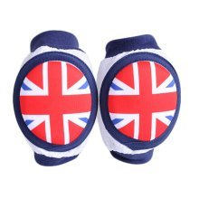 Elastic Baby Crawling Unisex Bandage Knee Pads for Summer