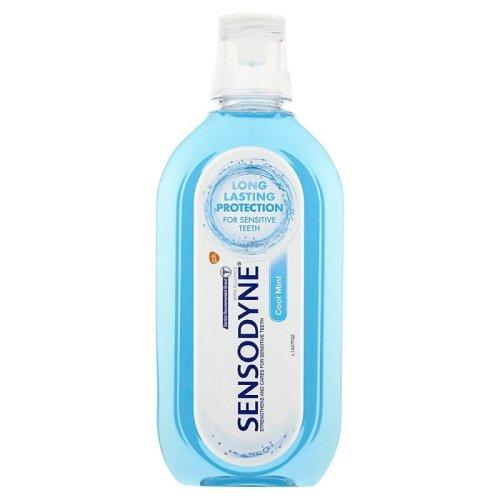 Sensodyne Cool Mint Mouthwash 500ml