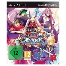 Blazblue Central Fiction Sony Playstation 3 Ps3 Game