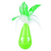 Trixie 46017 machine On Standing Frog Plastic - Cat Toy Stehauffrosch New Pet -  trixie cat toy stehauffrosch plastic new pet kitten ferret automatic