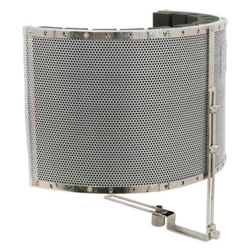 Microphone Isolation Screen