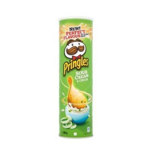 Pringles Sour Cream & Onion (19 x 200g)