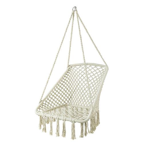 SoBuy® OGS43-MI, Indoor Outdoor Swing Chair Hanging Chair Hammock Chair