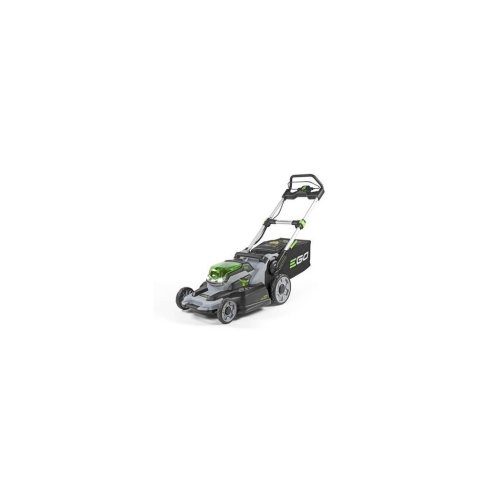 56v Push 49cm 2 In 1 Cut 5 hoc 25mm-80mm 60L Collect 1 x 4Ah & Charger
