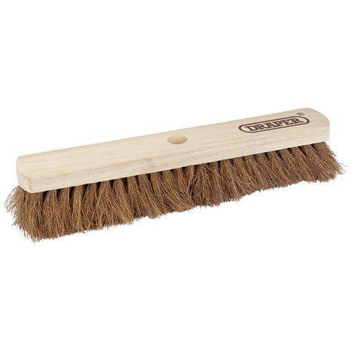Draper 43771 450mm Soft Coco Broom Head