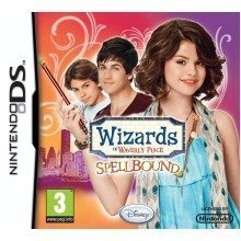 Wizards of Waverley Place Spellbound Nintendo Ds Game