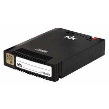 Imation RDX 500GB 500GB Black external hard drive