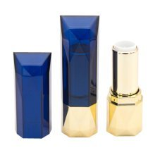 Set of 2 Empty Lip Gloss Tubes DIY Lipstick Containers Empty Cosmetic Gifts [Q]