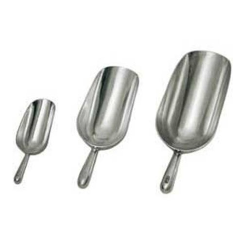 Update International AS-38 38oz Aluminum Scoops