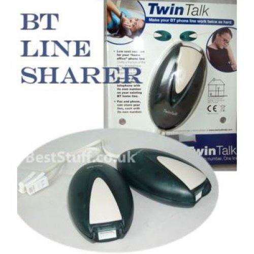 Twin Talk BT Line Sharer
