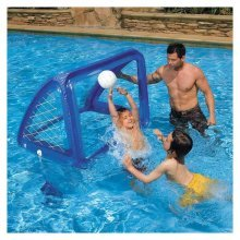 Intex 58507 Inflatable Goals for the Pool to Play Water Polo
