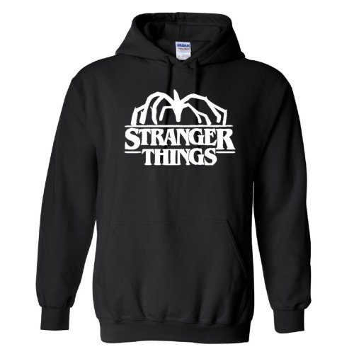 Stranger Things Logo 3 Kids Hoodie