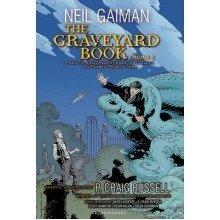 The Graveyard Book Graphic Novel, Part 2: Volume 2