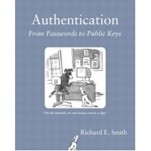 Authentication: From Passwords to Public Keys