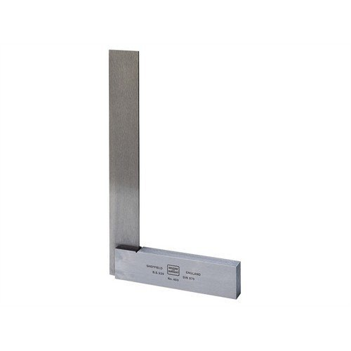 Moore & Wright 40012 Engineers Square Grade B 300mm (12in)