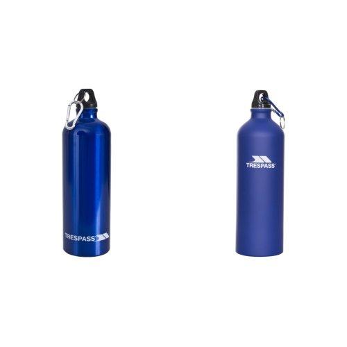 Trespass Adults Slurp Water Bottle With Carabiner (1 Litre)