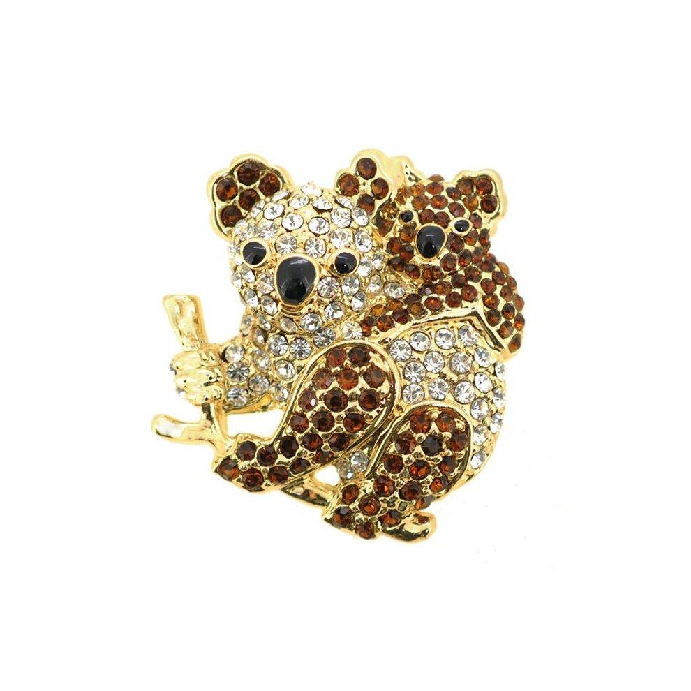 Fantasyard Crystal Mom amp Baby Koala Brooch  Silver  175 x 1875 in - a9d6590a42d7348 , Fantasyard-Crystal-Mom-amp-Baby-Koala-Brooch-Silver-175-x-1875-in-13495718 , Fantasyard Crystal Mom amp Baby Koala Brooch  Silver  175 x 1875 in , Array , 13495718 , Jewellery & Watches , OPC-PSPTZV-NEW