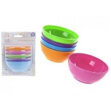 Set Of 5 Babies Feeding Bowls