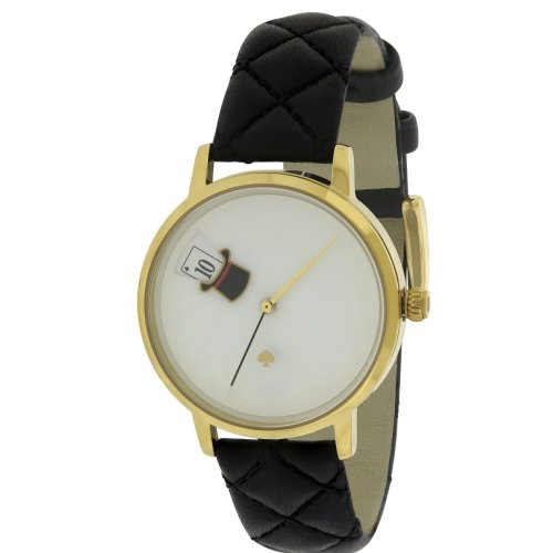 Kate Spade Metro Leather Ladies Watch KSW1214