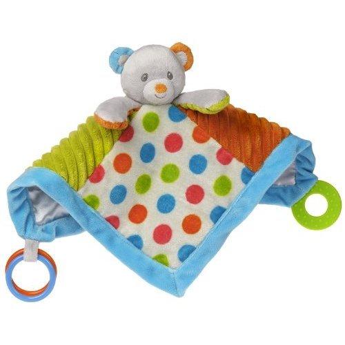 Mary Meyer Confetti Activity Blanket, Teddy