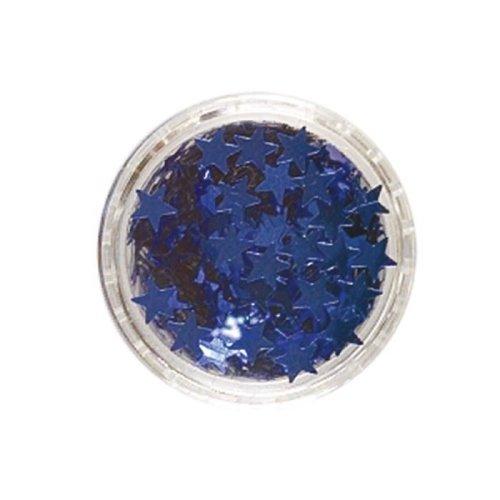 Stargazer Glitter Stars BLUE