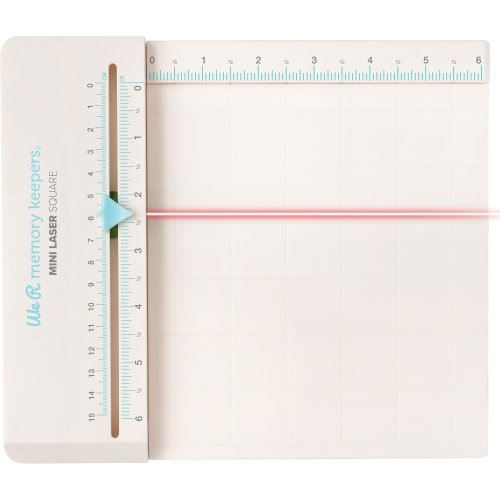 "We R Memory Keepers Mini Laser Square 6""X6.5""-"