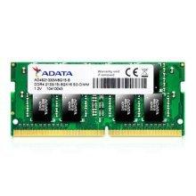 ADATA Premier, 4GB, DDR4, 2133MHz (PC4-17000), CL15, SODIMM Memory, 512x16