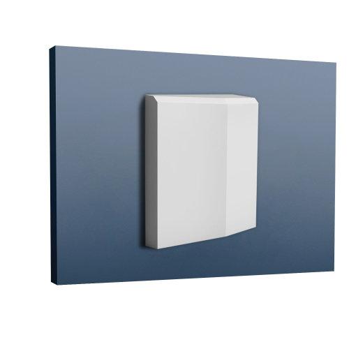 Orac Decor D330LR LUXXUS Door Window frame Skirting Plinth Decoration   16 cm