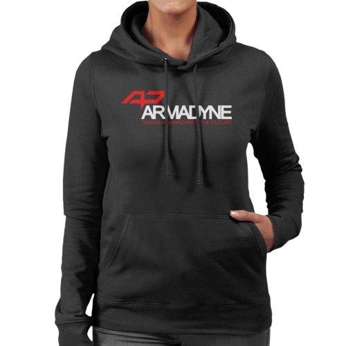 Armadyne Logo Elysium Women's Hooded Sweatshirt