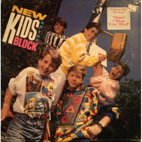 NEW KIDS ON THE BLOCK. FIRST ALBUM. 1986 AUDIO CASSETTE TAPE [Audio Cassette] New Kids On The Block