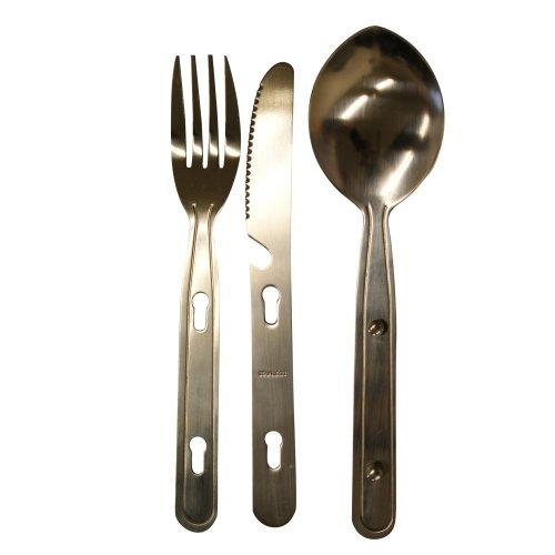 Camping Cutlery KFS Set Spoon