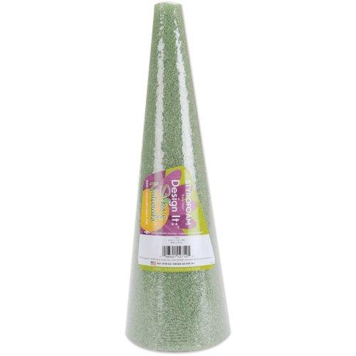 "Styrofoam Cone-12""X4"""