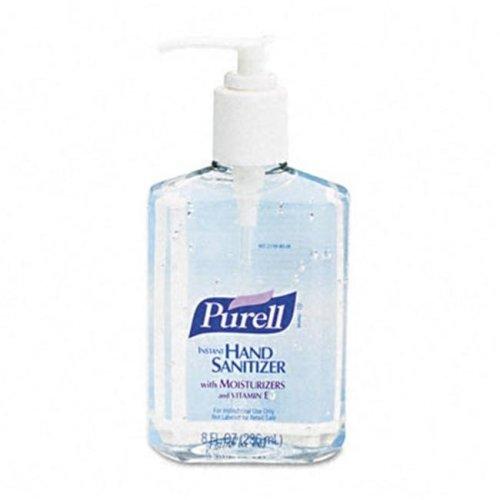 Gojo 965212EA PURELL Instant Hand Sanitizer  8-oz. Pump Bottle