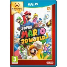 Super Mario 3D World Selects Nintendo Wii U Game