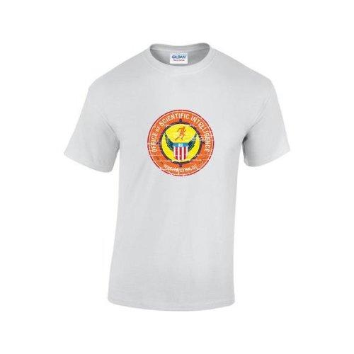 TV Inspired The Six Million Dollar Man O.S.I T-Shirt